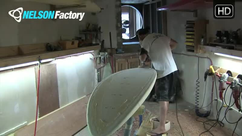 Nelson Factory Windsurfing Custom Boards No. 5