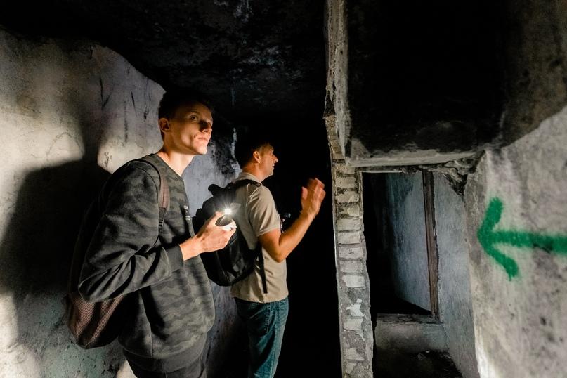 О чём молчит Гродненская крепость. Форт № IV, изображение №11