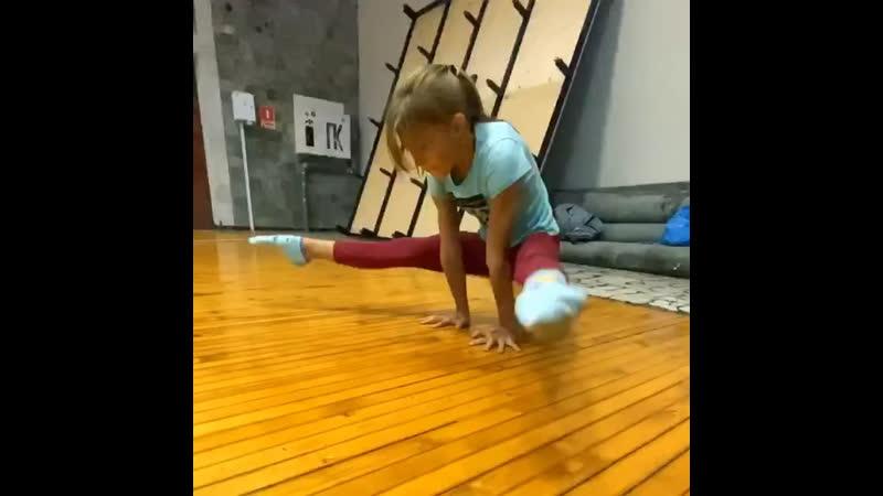 Аэробная гимнастика