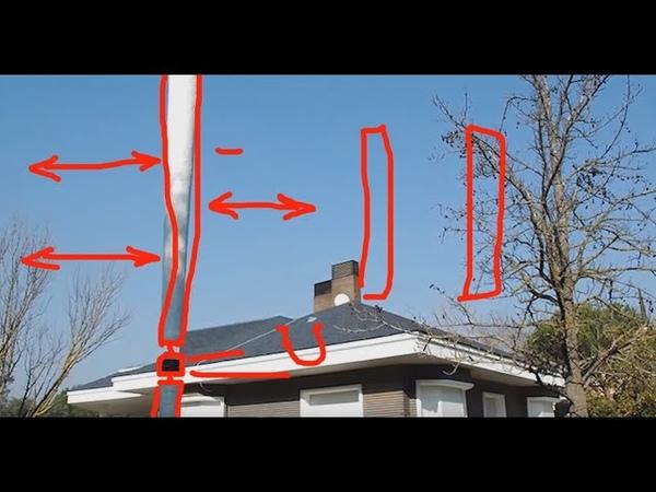 Бесплатная энергия с без лопастного генератора