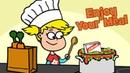 ♪ ♪ Children's song Enjoy Your Meal - Funny food Song - Hooray Kids Songs Nurserey Rhymes