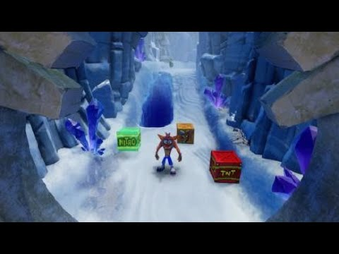 Learning how to play Crash Bandicoot 2 Cortex Strikes Back