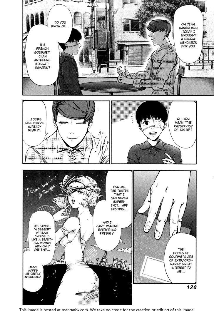 Tokyo Ghoul, Vol.4 Chapter 36 Preparation, image #8