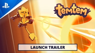 Temtem - Early Access Launch Trailer | PS5