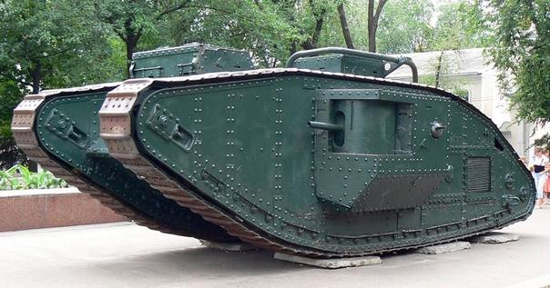 104 года назад, 15 сентября 1916 года, произошла первая в истории мировых войн танковая атака