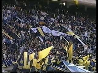 L'ADDIO AL CALCIO DI MARADONA: Argentina-Resto del Mondo 6 a 3 del 10 novembre 2001 (primo tempo)