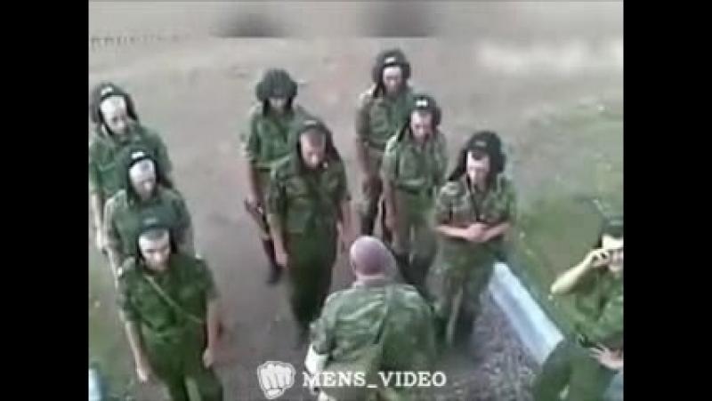 В армии не ругаются матом , а разговаривают Военное видео , Россия_low.mp4