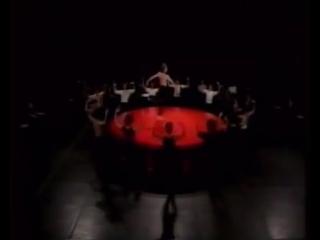 Ravel Bolero Ballet du XX ieme siecle Maurice Bejart Jorge Donn