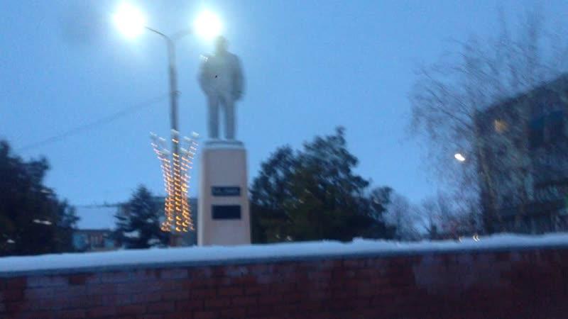 Lenin i elka