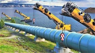Зачем Китай строит Водопровод из Байкала в Пекин. Что скажет Путин?