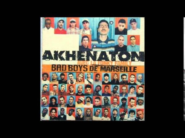 Akhenaton La Cosca Scratch by DJ Pone Ultime Poursuite