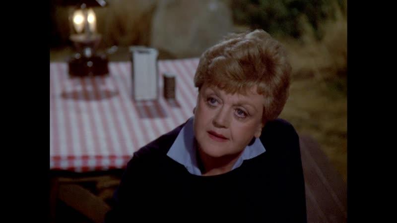 Она написала убийство |HD| - 2 сезон 11 серия [Murder She Wrote - S02 E11 Murder Digs Deep] (1985)