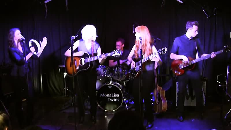 MonaLisa Twins - Day Tripper (The Beatles Cover) live