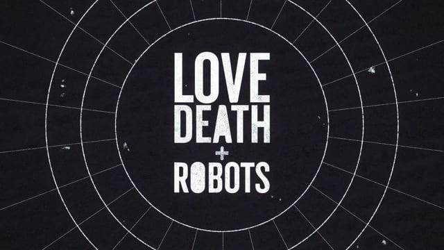 Sound design for collaboration 2x2 x Love, Death Robots