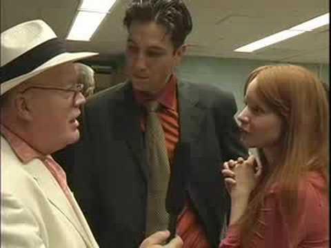 Lauren Ambrose Pablo Schreiber - Drama Desk Awards'06- Stephen Holt Show