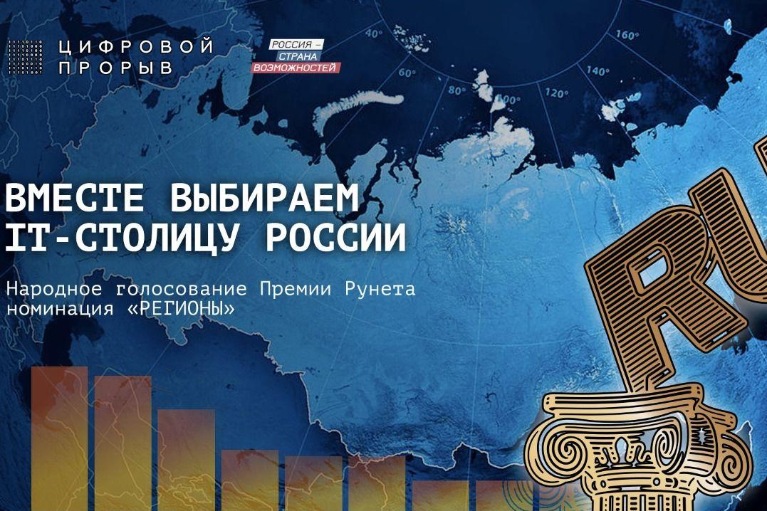 Важен ваш голос: на звание ИТ-столицы России претендуют Таганрог, Ростов и Новочеркасск