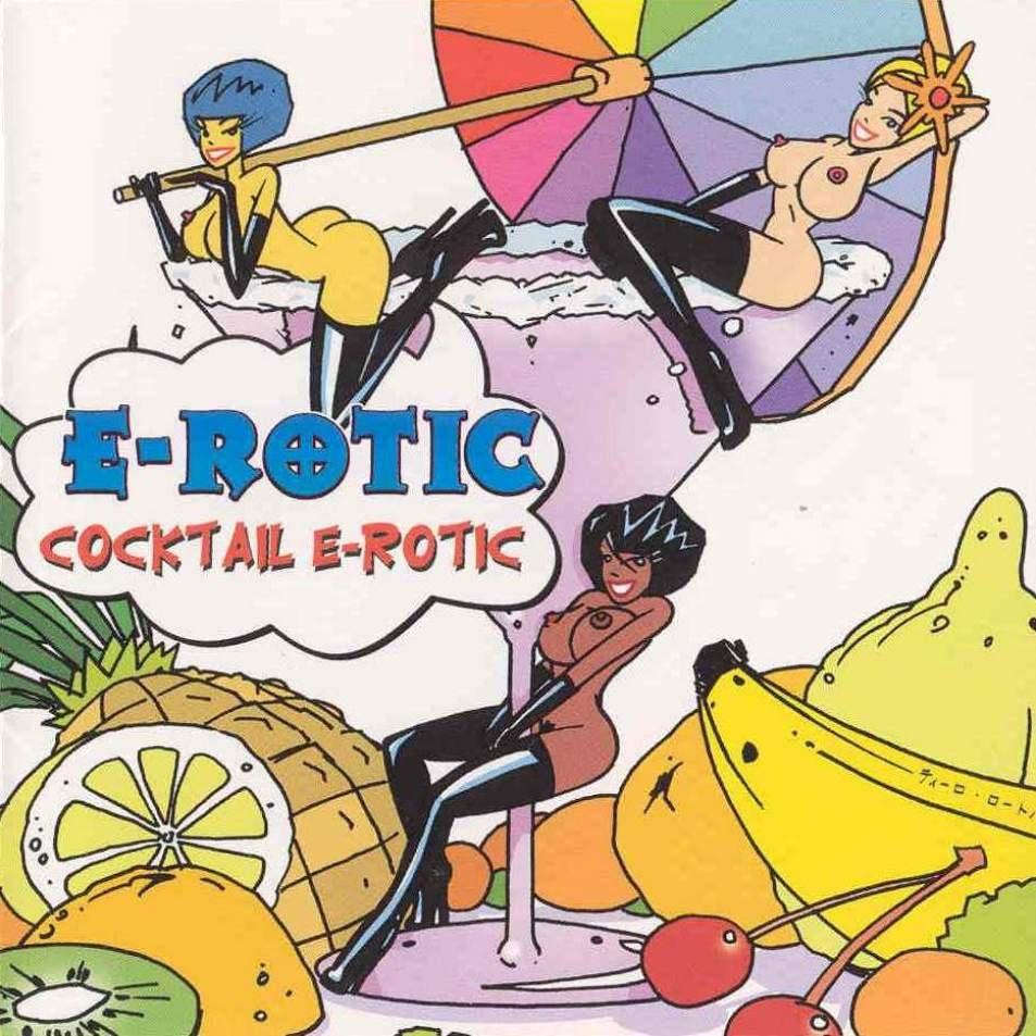 E-Rotic album Cocktail E-Rotic