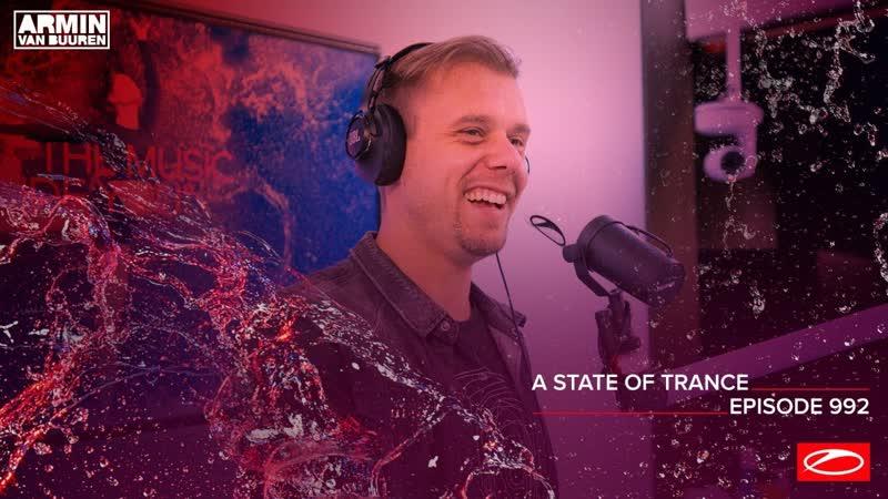 Armin van Buuren Ruben de Ronde with Maarten De Jong A State Of Trance Episode 992 2020 11 26 © TWL