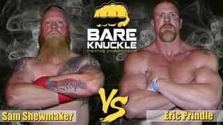 Brutal Knockout! BKFC 1: Sam Shewmaker vs Eric Prindle