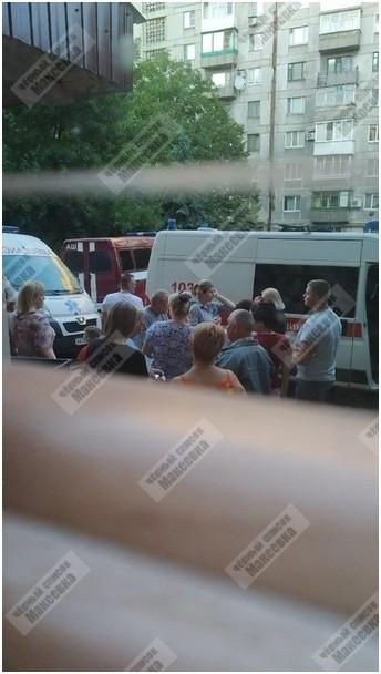 В Макеевке в квартире женщина взорвала гранату, которую сама придумала