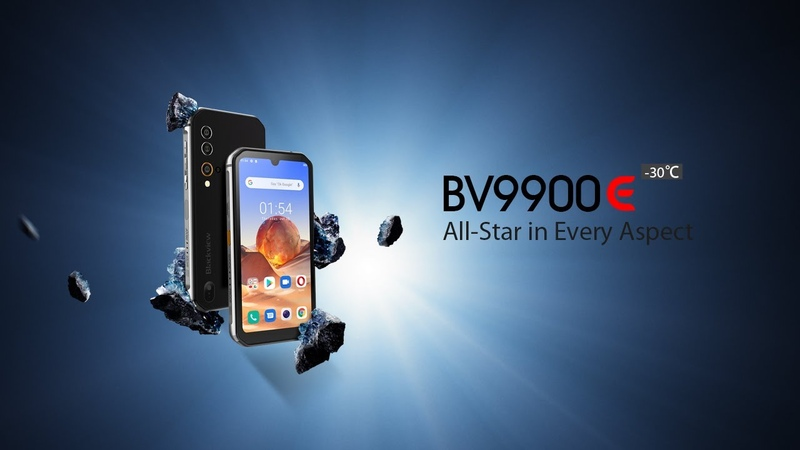 Rugged BV9900E Official Introduction All Star in Every Aspect Blackview