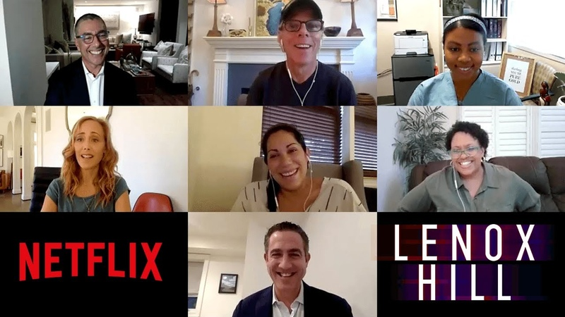 Greys Anatomy Stars Meet Real Doctors From Lenox Hill | Netflix