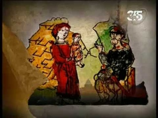 Правители Руси. 02. Олег.