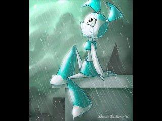 XJ-9 Представляет : Дженни робот - подросток