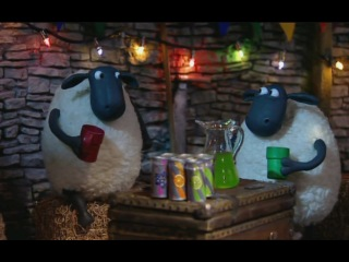 Мультфильм об овцах