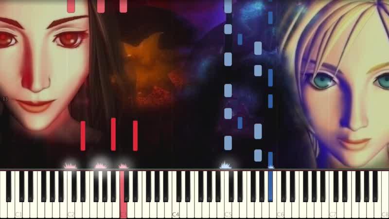 Parasite Eve - Primal Eyes - Piano (Synthesia)