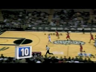 Manu Ginobili's Top 10 Plays before All-Star break