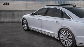 Audi-Horch W12 - новый конкурент Mercedes-Maybach // Первая электрическая BMW M // Brabus B45