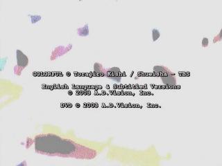 Colorful Разноцветье 1 16 серия END Озвучка AniDUB Team MVO Hanuman Lonely Dragon MC Shaman Nika Lenina Shina Trina Dubovizkaya Tinko