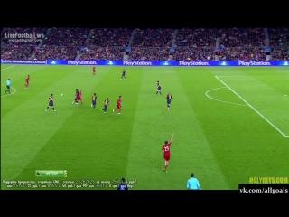 Лига Чемпионов. 1/2 финала. Барселона 0 - 2 Бавария. Автогол Пике. 01-05-2013