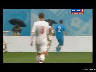 Чемпионат Европы-2015 |  Россия - Словения - 1:1 | Гол Базелюка