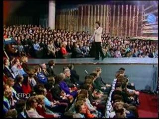 Валерий Топорков - Встреча друзей (Песня-82; муз. Евгения Мартынова - ст. Роберта Рождественского)