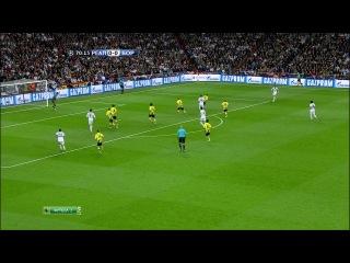 ЛЧ 12-13. Реал Мадрид - Боруссия Дортмунд (2-й тайм)