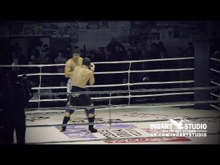 КИТИЕВ АЮБ - ИНГУШ (ММА 2013) бой с осетином