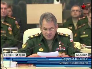 Сергей Шойгу поручил разработать проект документа по развертыванию воинских частей в Арктике