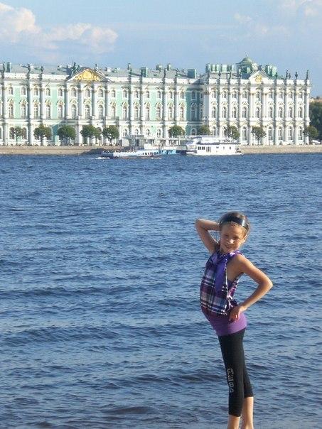 Карина Игнатова, Санкт-Петербург, Россия