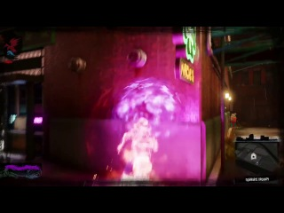 Infamous™ second son - fetch boss fight