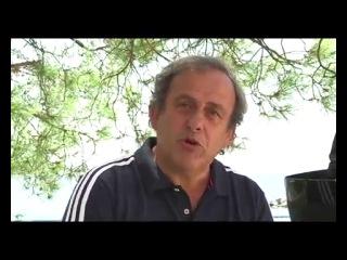 Платини принял эстафету от Баджо