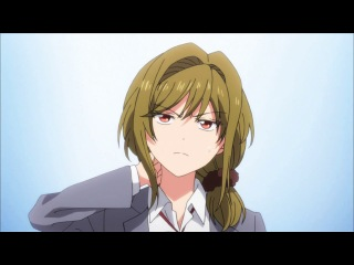 [WreckMedia] Gekkan Shoujo Nozaki-kun - 2/ Ежемесячное седзе Нозаки-куна 2 серия (озвучил Step)