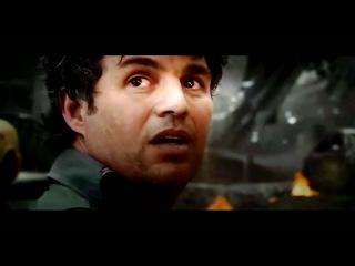 """Момент из к/ф """"Мстители"""" Халк. Я всегда злой"""