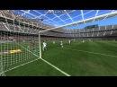 FIFA 11 BARSA vs. REAL MADRID - 2 тайм от mixanpa