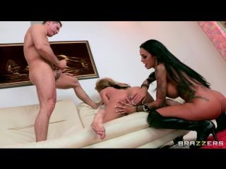 Amy Brooke, Angelina Valentine - Double Teaming A Cheap Whore