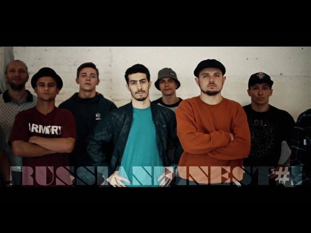 Russian Finest 1 / Red Bull BC One Russian Cypher 2016 PreShooting
