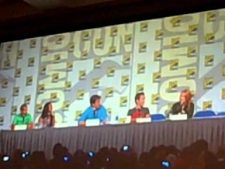 Castle Panel at Comic Con 2011 - Nathan Fillion, Seamus Dever & Molly Quinn Discuss Upcoming Eps