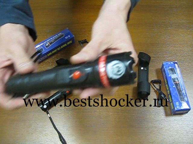 Электрошокер ОСА 1002 Pro Power