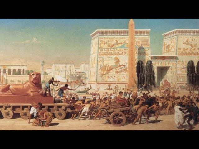 Фараон Сенусерт III рассказывает египтолог Виктор Солкин